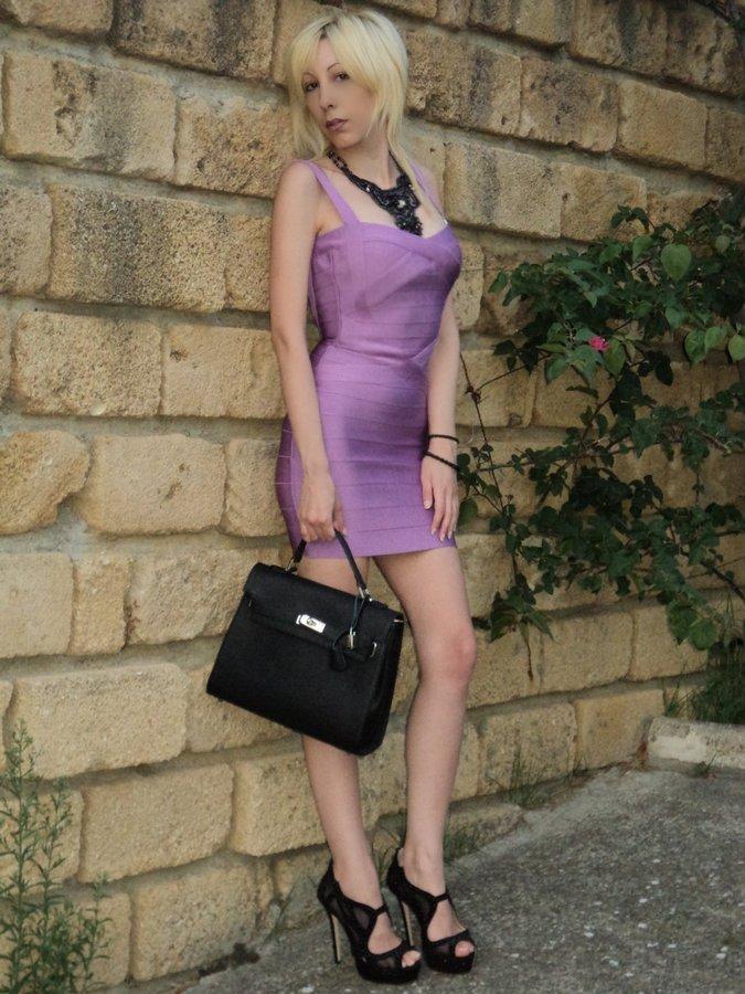 bandage-dress-lilac-bodycon-lbd