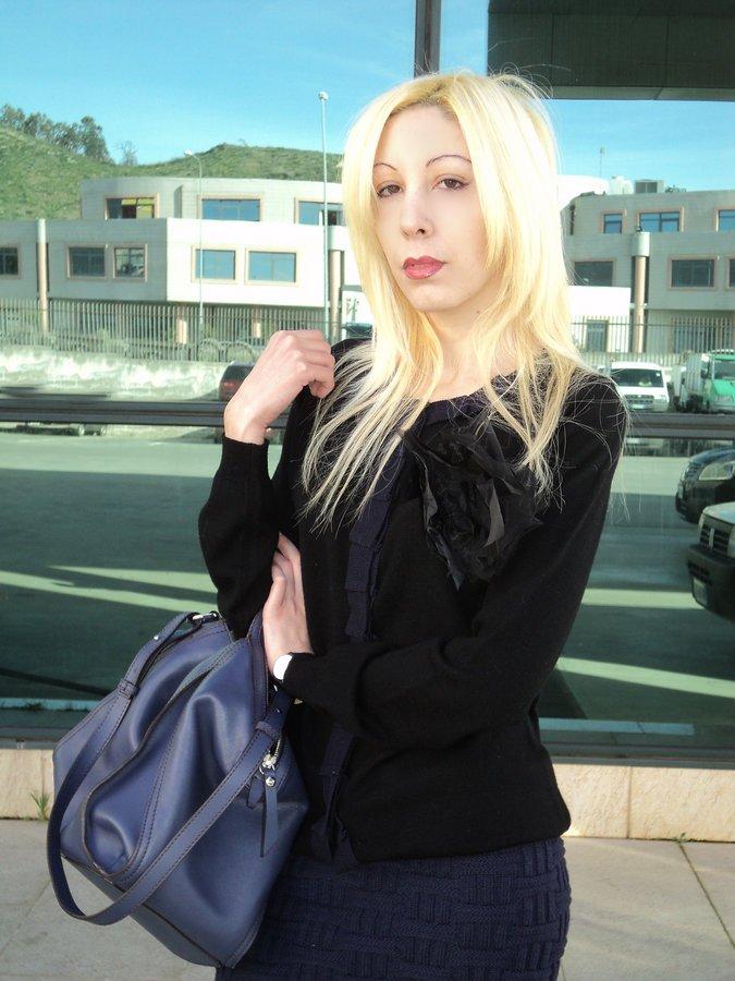 cardigan-blu-nero-princesse-metropolitaine