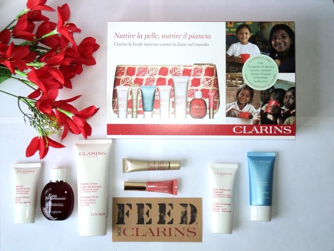 clarins-feed-kit