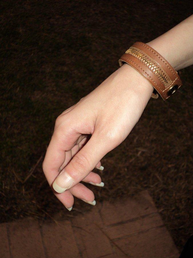 dimmiglamour-braccialetto-cuoio