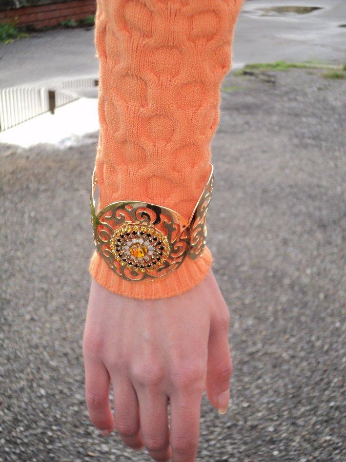 evenlangella-bracciale-arancio