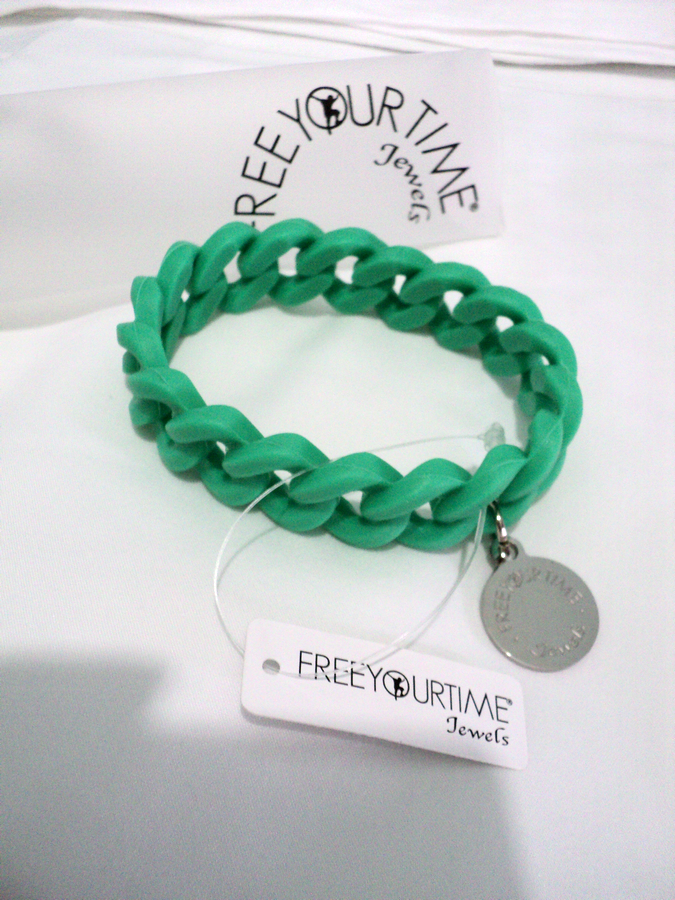 free-your-time-bracciale