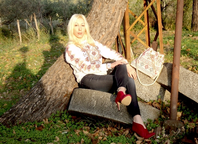 look-natale-maglione