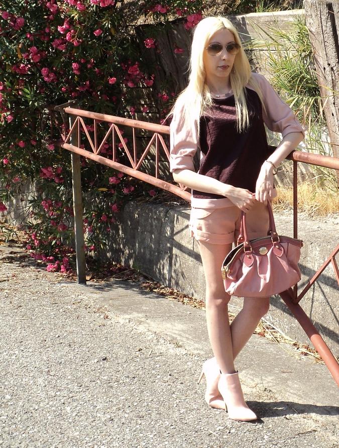 marsala-pink-shorts