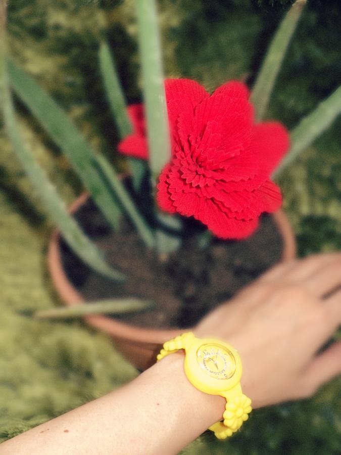 orologio-flower-app
