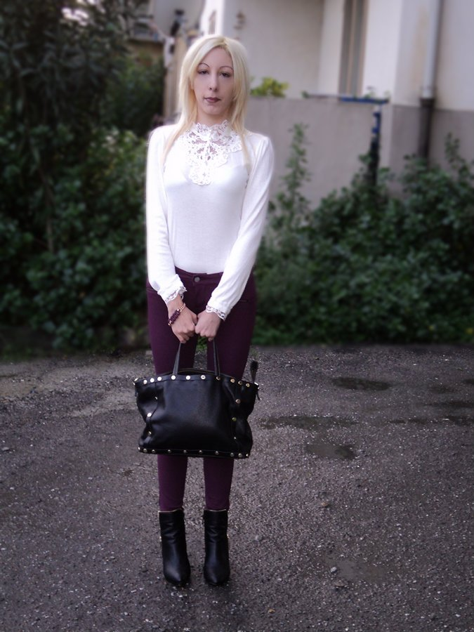 pantalone-borgogna-promod