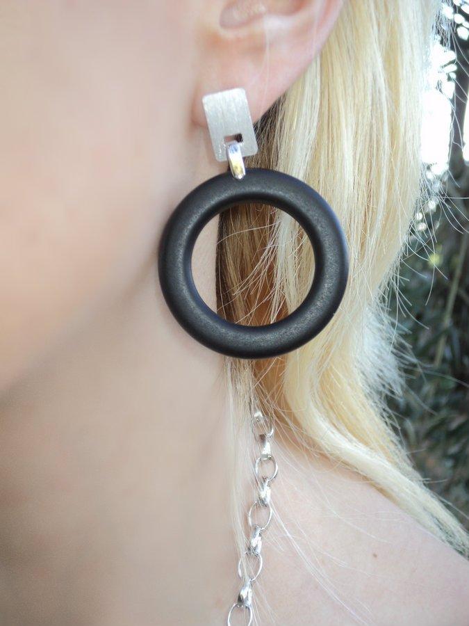 passavinti-orecchini-cerchio-neri