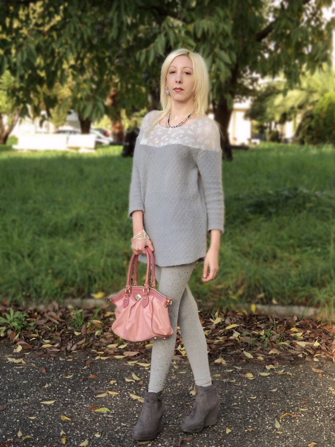 pink-grey-look-ruberlab-maglione-biologico