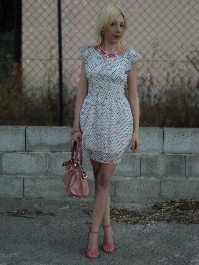 pois-dress