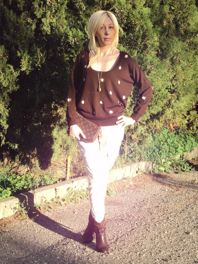 princesse-metropolitaine-pois-pullover