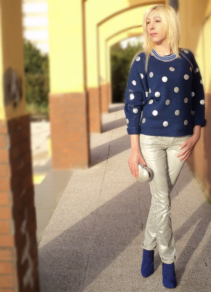 princessemetropolitaine-bright-cobalt-maglione