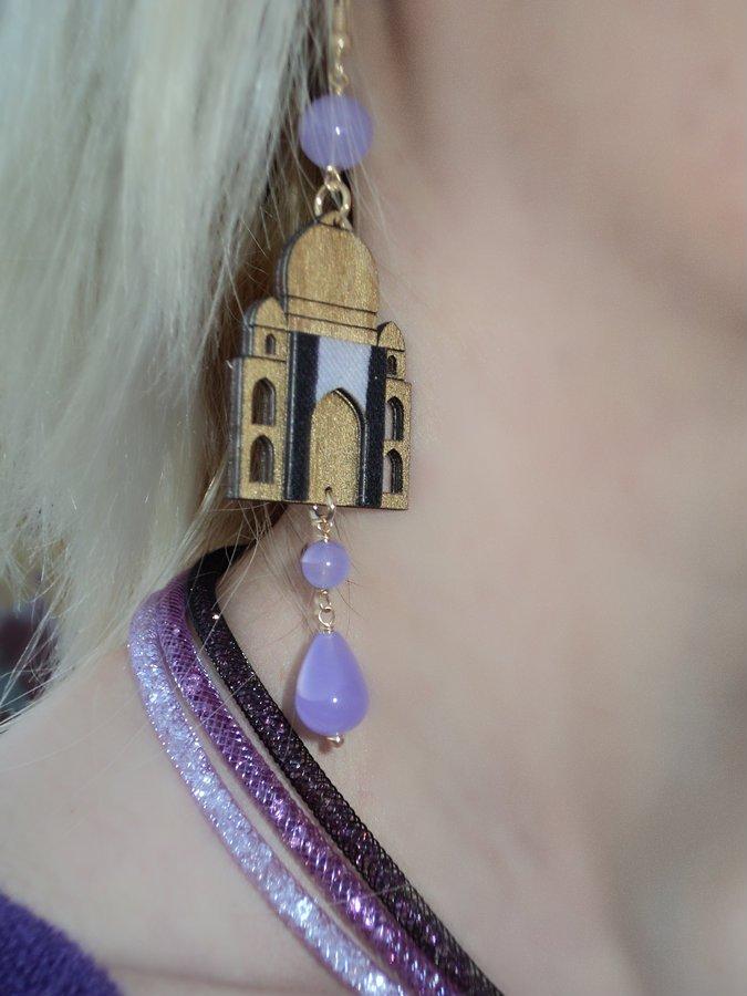 samarcanda-lebole-gioielli-orecchini-viola