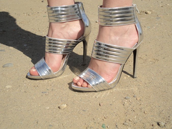 sandali-argento-amiclubwear