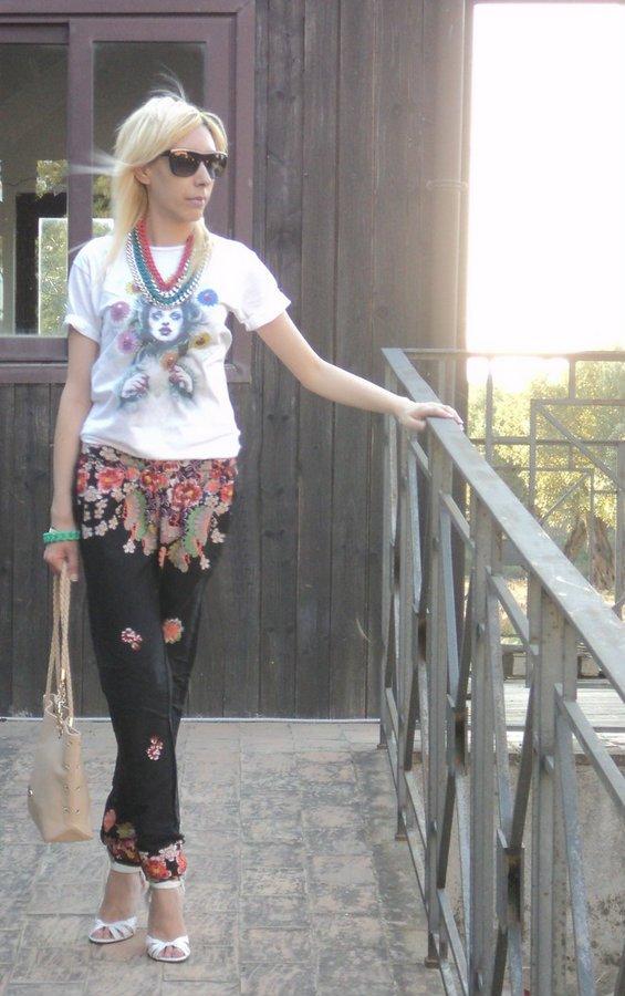 she-abbigliamento-pantalone-floreale