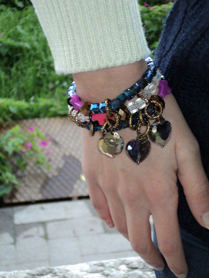 stellinafabbri-braccialetti-shining-blu-bianchi