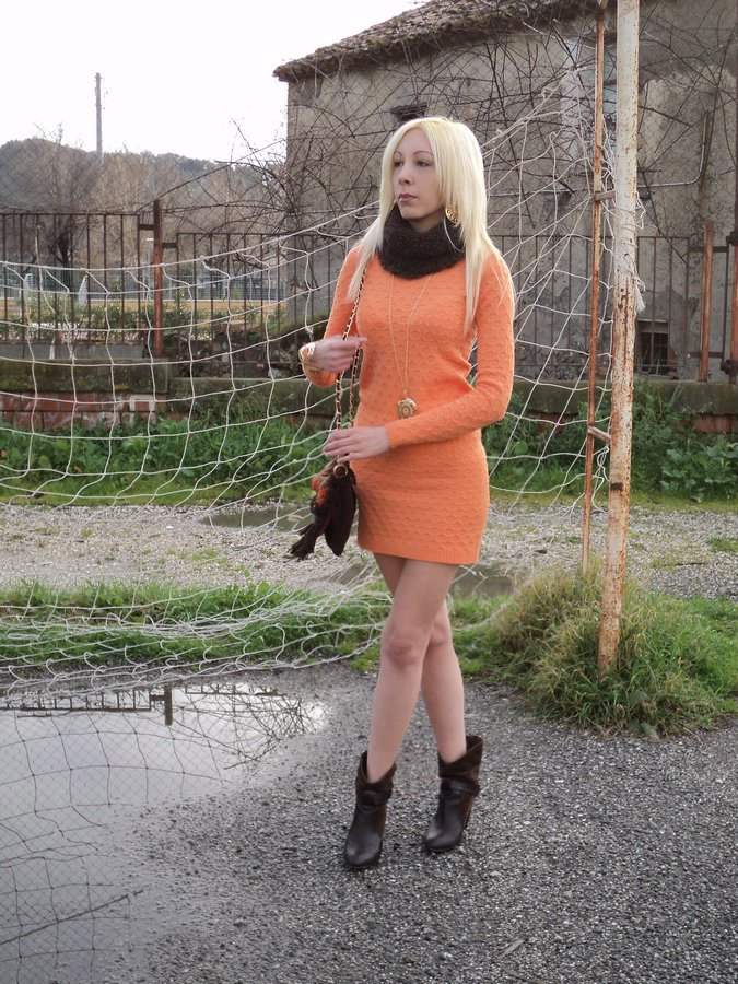 tangerine-bohemien-chic-outfit