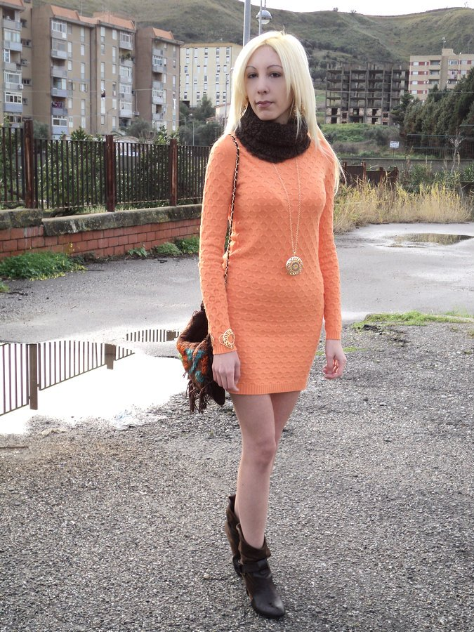 tangerine-fashion-color