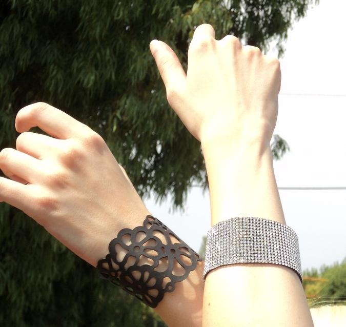 tatu-niente-paura-bracciale